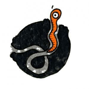 inkt illustratie